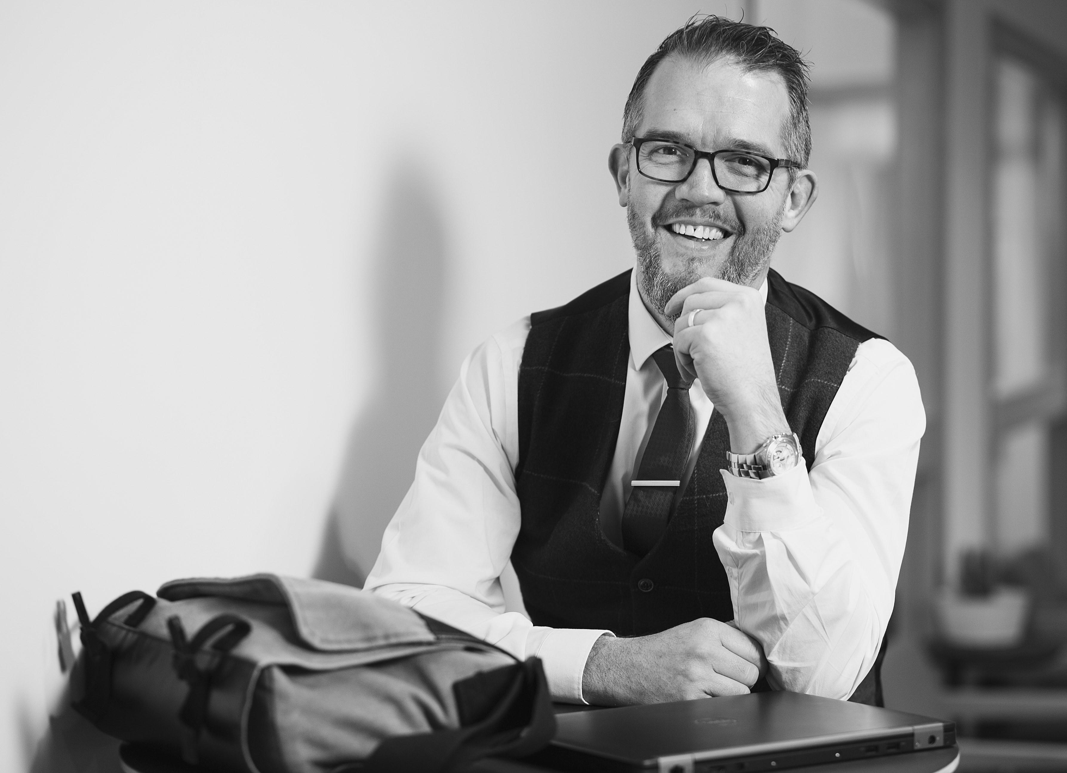 Business Consultant Lisburn - Brendan Murphy